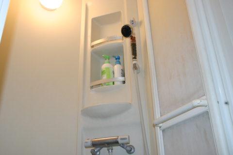 ロッカー・シャワー室完備